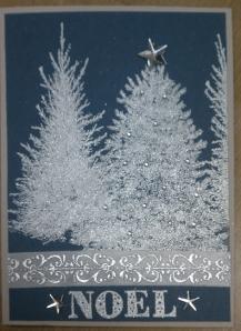 Pine-Tree-Noel-Card