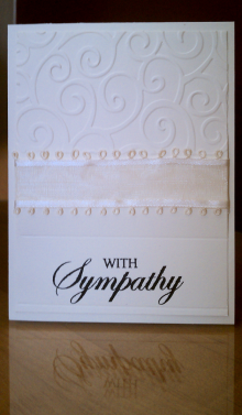 Peaceful-Cream-Handmade-Sympathy-Card